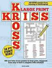 Large Print Kriss Kross Puzzles by Clarity Media (Paperback / softback, 2015)