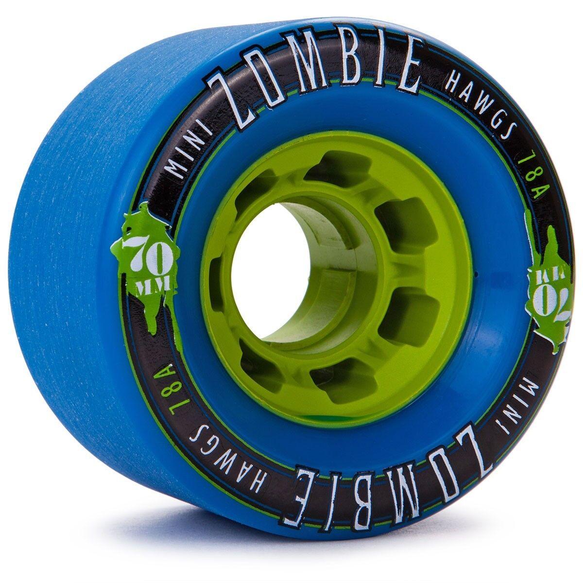 Landyachtz Mini Zombies Longboard Wheels 70mm (Set of 4)
