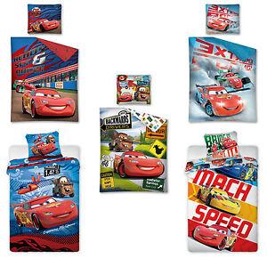 Cars-Disney-Pixar-Parure-de-Lit-Enfant-Linge-pour-Bebe