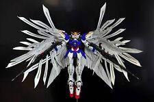 TT/GG Gundam Model MG028 1:100 Wing Fighter Zero with Feather modified parts