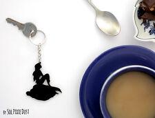 Key chain - Ariel The Little Mermaid 2 - Silhouette