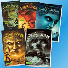 im SET: PERCY JACKSON Band 1+2+3+4+5 | Band 1-5 | Rick Riordan (Buch)