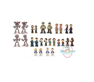 Mystery Minis Stranger Things Mini Figure Case of 12 pieces by Funko