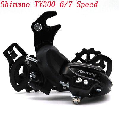 NEW Shimano Tourney RD-TY300 6//7-Speed Rear Derailleur Road MTB Bike Direct-Atta