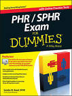 PHR/SPHR Exam For Dummies by Consumer Dummies, Sandra M. Reed (Paperback, 2016)