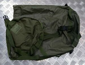 Genuine British Army Issue Compression Sack For Large Sleeping Bags Grade 1