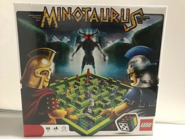 Lego Minotaurus Minotaurus Minotaurus Game (3841) 211 pcs. 571ed8