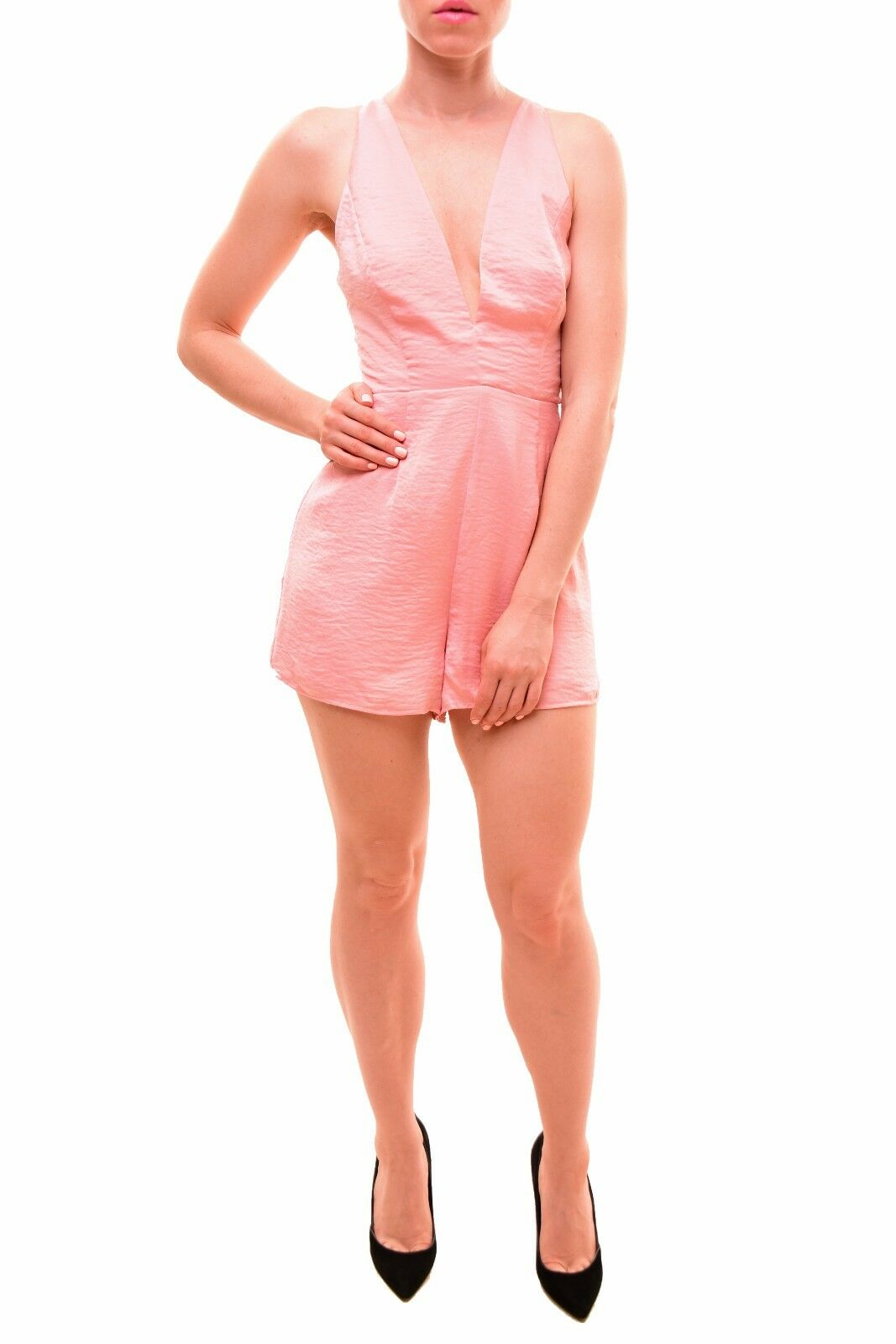 Finders Keepers Romantic Cute Unique Huntr Playsuit bluesh S RRP  150 BCF710