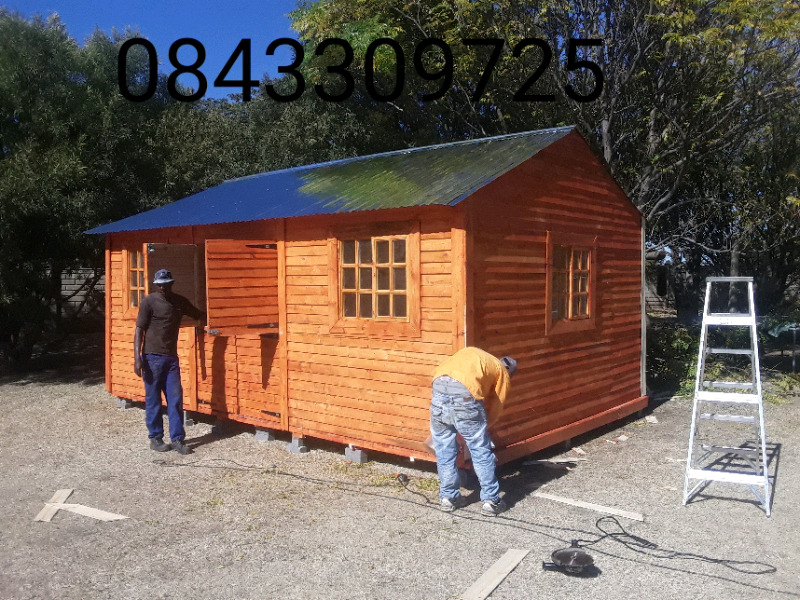 Easy and simple Wendy houses