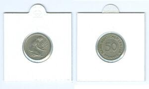 Banca-deutscher-Paesi-50-Centesimi-1949-molto-bello-Selezionare-unter-DFGJ