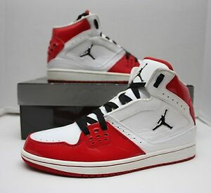 quality design 6ac20 98994 Image is loading Nike-Air-Jordan-1-Flight-Size-11-Chicago-