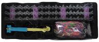 Wholesale Lot Of 240 Rainbow Multicolor Rubber Band Loom Kits Diy Bracelets