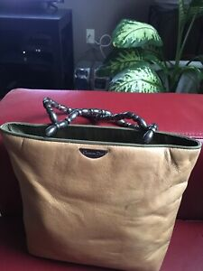 100-Authentic-Beige-Khaki-Medium-Dior-Bag