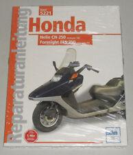 honda service manual copy version honda fes250 foresight ebay rh ebay co uk honda foresight 250 manuale uso e manutenzione honda foresight manual pdf