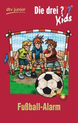Die drei ??? Kids - Fußball-Alarm von Ulf Blanck (2011, Taschenbuch)