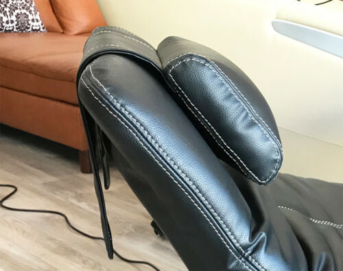 New OEM PC-300 Black Perfect Chair Neck Head Pillow Human Touch