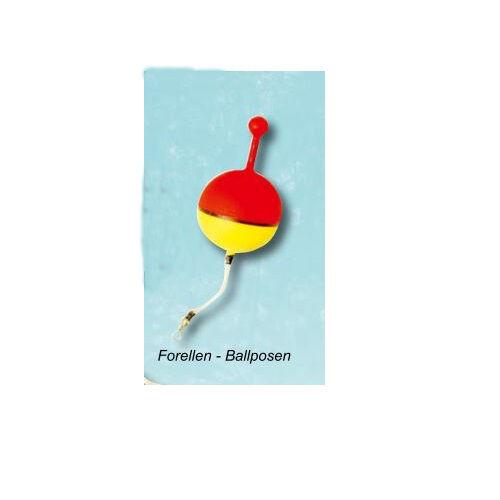 Meerforellen Ballpose Forellensee Forellen Pose 2,0cm 2,5cm