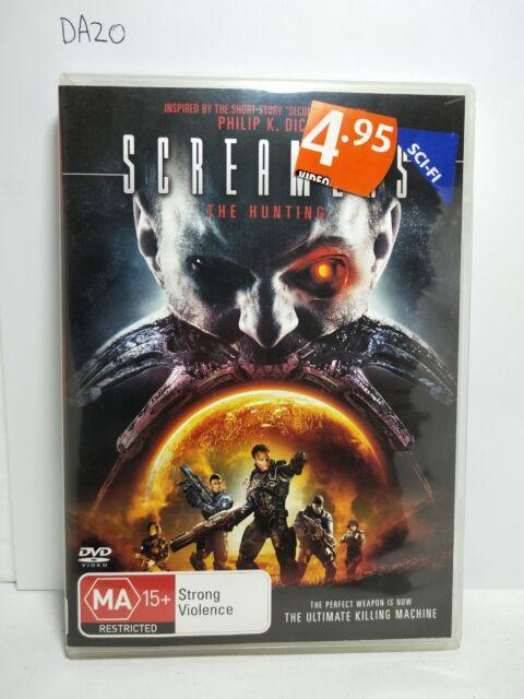 Screamers: The Hunting - Region 4 DVD (DA20)