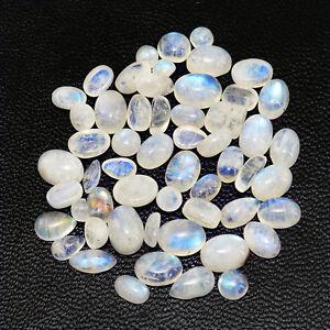 AAA-49-05-CTS-55-piezas-natural-rico-Azul-Flash-Piedra-Lunar-piedras-preciosas-con-forma-ovalada