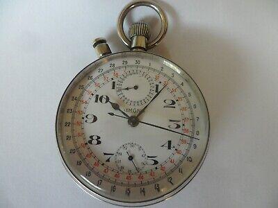 cronografo Lemania calibro 1160 anno 1932   eBay