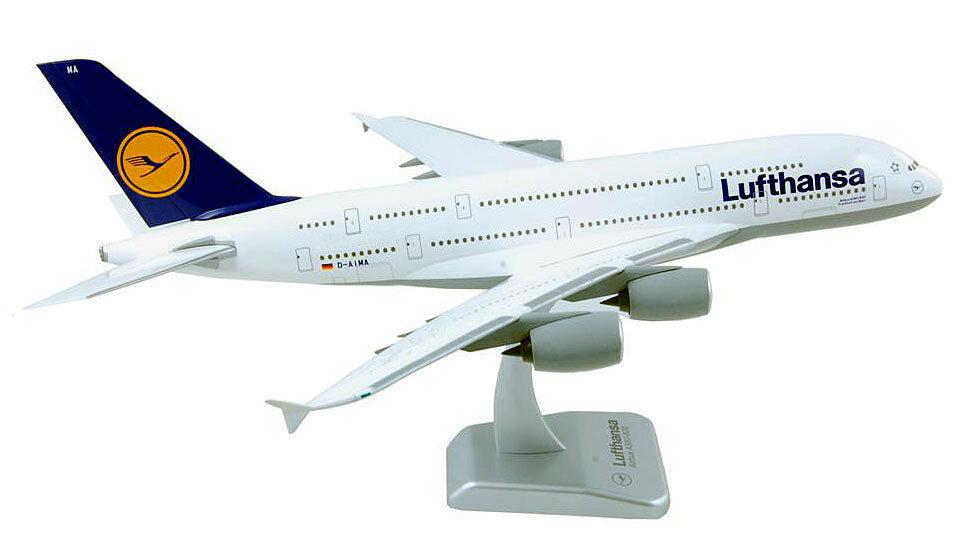 Lufthansa Airbus a380-800 1 200 Limox Wings  Model lh01 380 LH Frankfurt D-AIMA  les clients d'abord