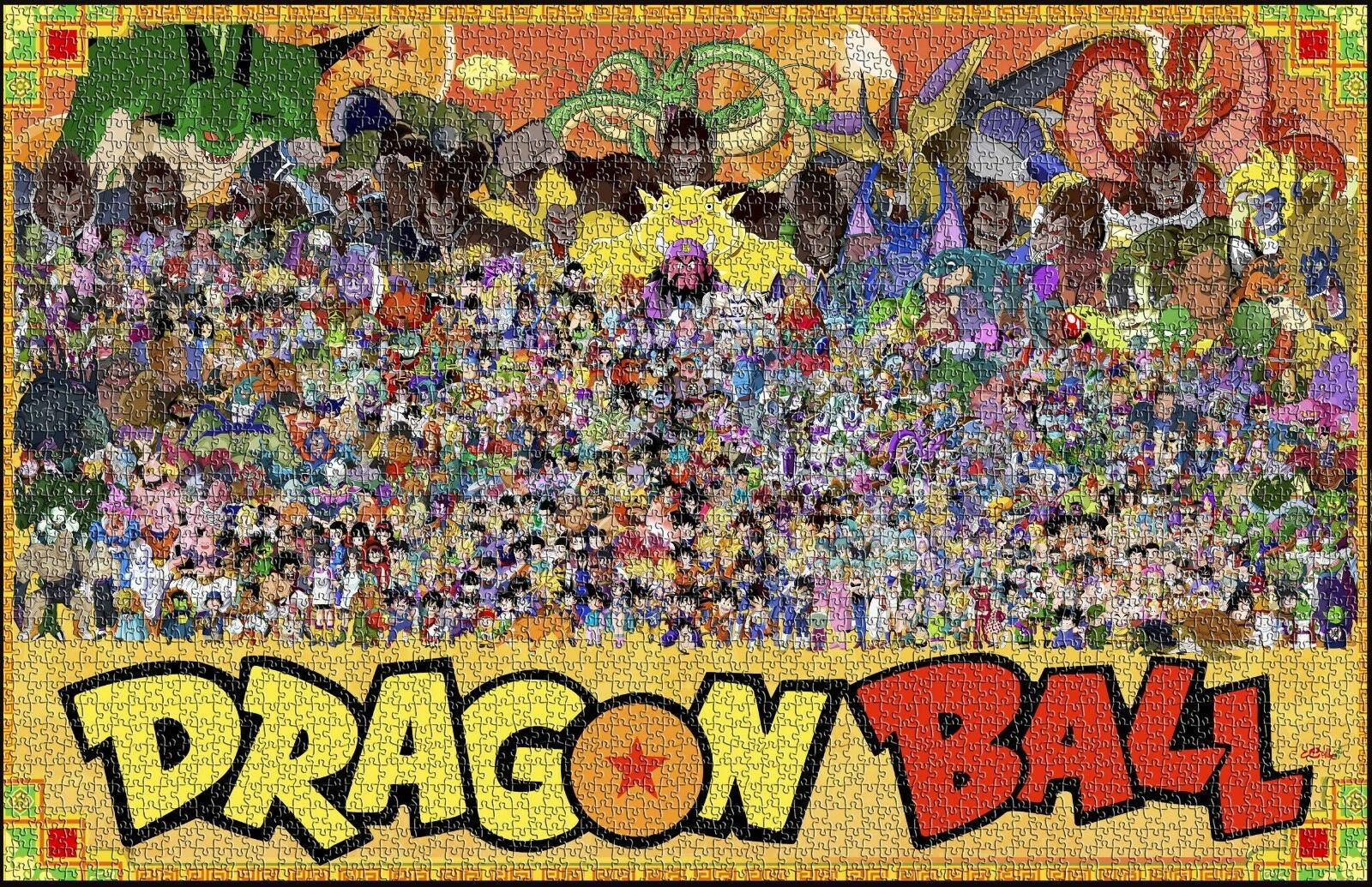 Dragon ball z goku dbz hervorruft, anime - kinder spielzeug spielen, jp 1000 stck jigsaw puzzles puzzle