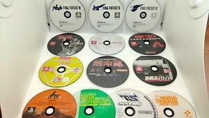 Junk-Final-Fantasy-7-Tekken-3-Biohazard-3-Tales-of-Destiny-11-titles-PS1