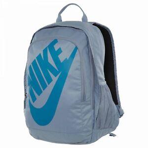 Nike Hayward Futura 2.0 Backpack Unisex BA5217-023 Glacier Grey Blue ... 3456deee80da3