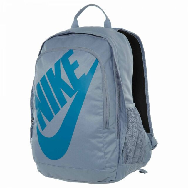 Nike Hayward Futura 2.0 Backpack Unisex BA5217-023 Glacier Grey Blue  Bookbag Bag c8b0c37e56ccc