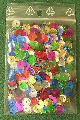 15 x 18 mm Pieds de Bébé LOT de 7 appliques multicolores tissu nacré