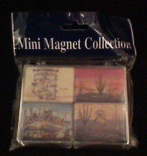 Arizona Magnets Set of 4