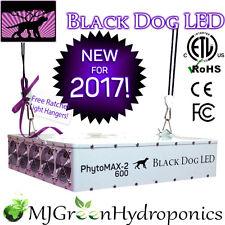 Black Dog LED PHYTOMAX-2 600 Full Spectrum Grow Light *Authorized Dealer* 630w