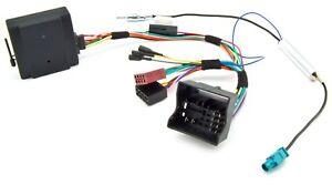 CAN-BUS-Radio-Adapter-fuer-AUDI-VW-SEAT-SKODA-ab-2014-Komfort-Zuendung-12V