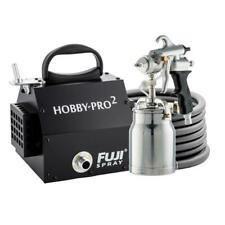 Fuji Hobby Pro 2 Hvlp Spray System Bonus Kit Extra Turbine Filters 25 Ft Hose