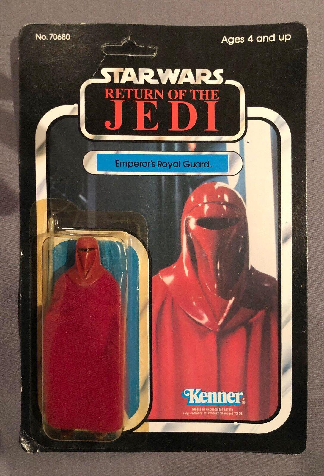 Star Wars Return of the Jedi Emperor's Emperor's Emperor's Royal Guard figure 467df3