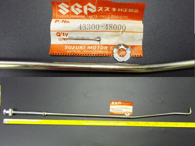 Brake Shoes Rear Suzuki TS 125 ER 1982