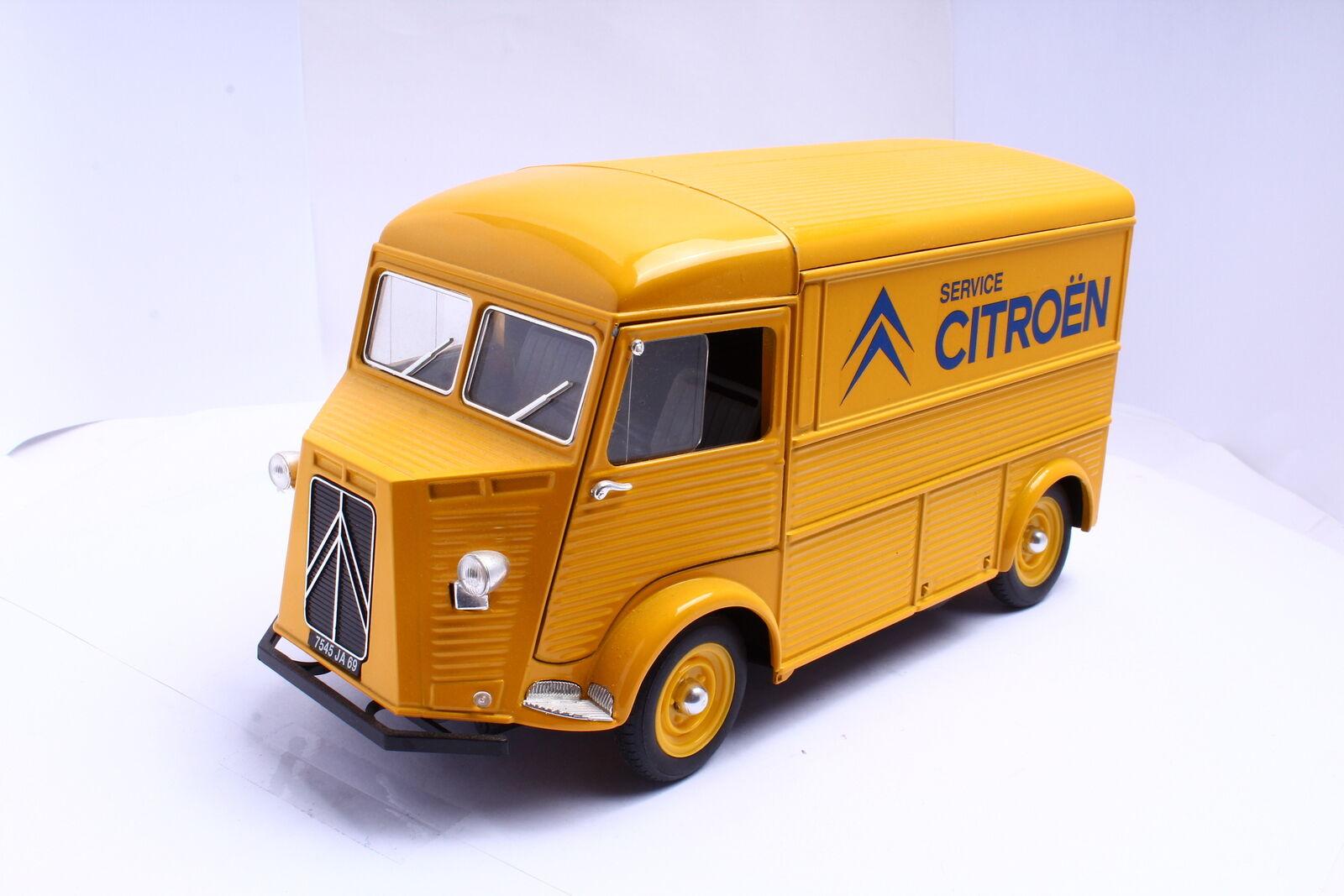Solido 82001 Citroën HY 1962 CITROEN SERVICE 1:21