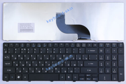 NEW for Acer Aspire 7735 7735g 7736 7535 7536 7540 laptop Keyboard RU клавиатура