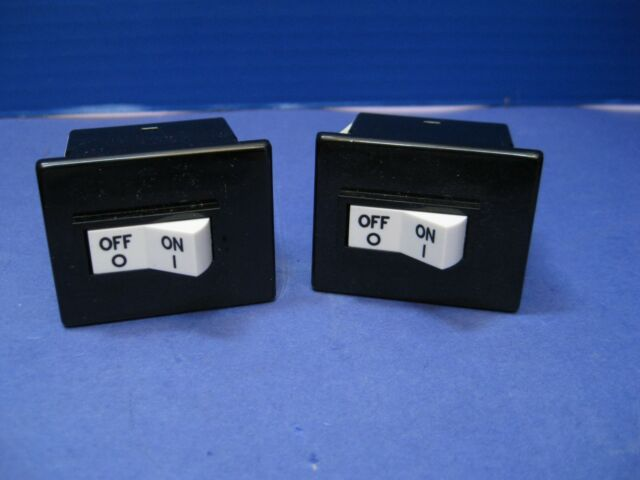 AIRPAX 92696019  7.5Amps 250V 50//60Hz Circuit Breaker Lot of 4
