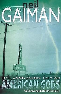 American Gods, Gaiman, Neil, Very Good Book