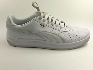 Puma-GV-Special-White-Leather-Sneakers-Shoes-MENS-Sz-14