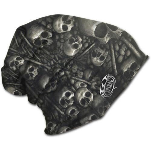 Catacombes spirale officiel Beanie Hat Light Coton