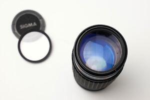 Sigma-High-Speed-Zoom-Multi-Coated-80-200mm-f3-5-4-Telephoto-Lens-K-AR-READ-2189