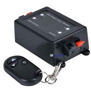 DC12-24V-8A-Wireless-Remote-Single-Color-LED-Dimmer-Black-Light-RF-Controller-V