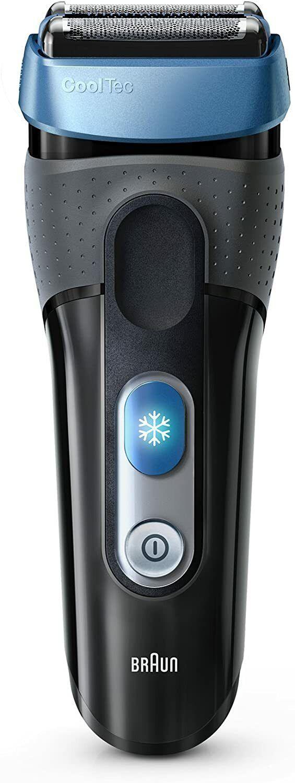 Braun CT2s CoolTec Herrenrasierer, schwarz