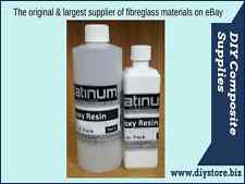 EPOXY RESIN Ultra CLEAR Casting 2:1 750 ml. kit UV (Platinum). Art, Jewellery