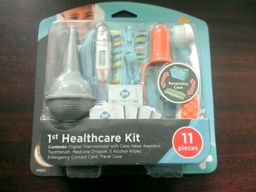 SAFETY 1st HEALTHCARE KIT 11 PIECES