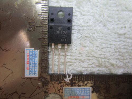 2pcs 3OF126 30FI26 30F1Z6 30F12G 30F126 GT30F126 TO220F-3