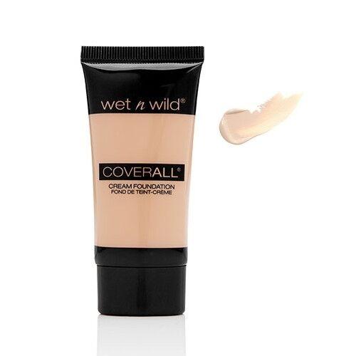 WET N WILD Coverall Cream Foundation - Medium