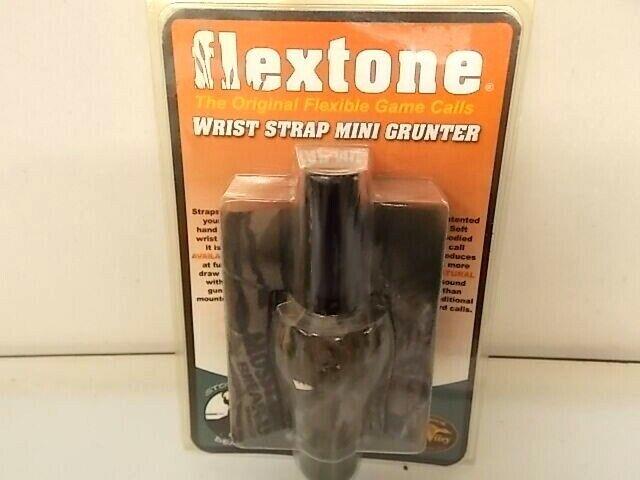Flextone Buck Crusher Wrist Strap Grunter Deer Call